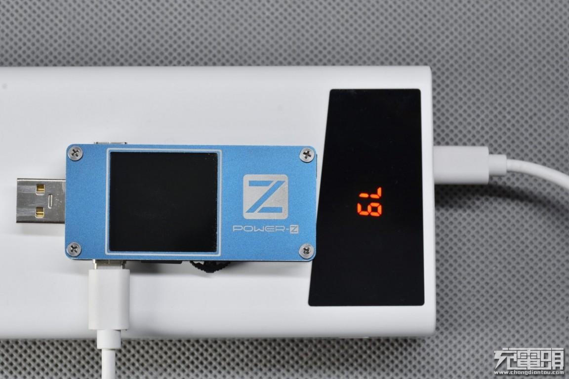 超大容量Lightning、Type-C、Micro三口输入 台电30000mAh移动电源评测-充电头网