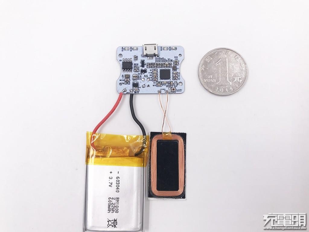 领先第二代AirPods!仁越推出TWS蓝牙耳机无线充电盒专用PCBA模组-我爱音频网