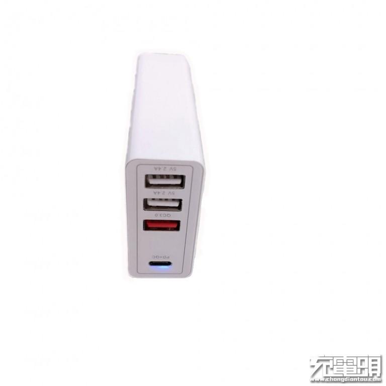 90W USB-C Charger for HP Spectre X360  Lenovo Yoga Apple Dell XPS Razer Blade St.jpg