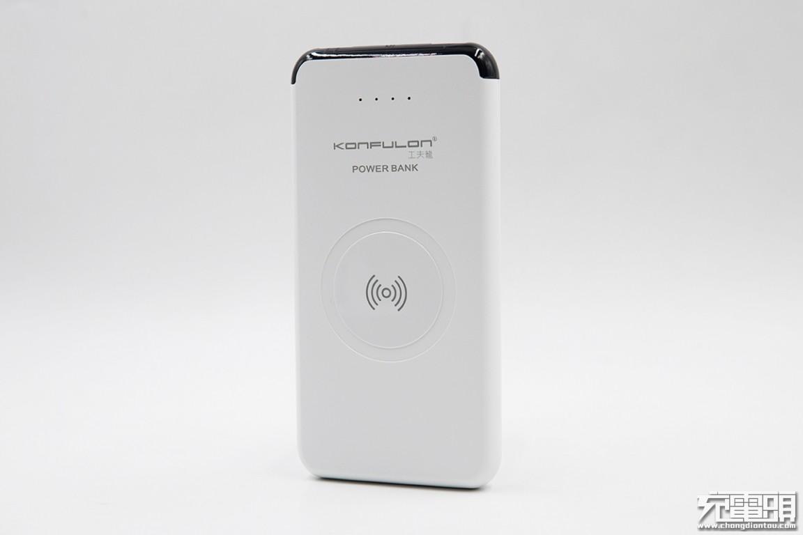 单芯片搞定苹果AirPods无线充电宝:中国芯首创-充电头网