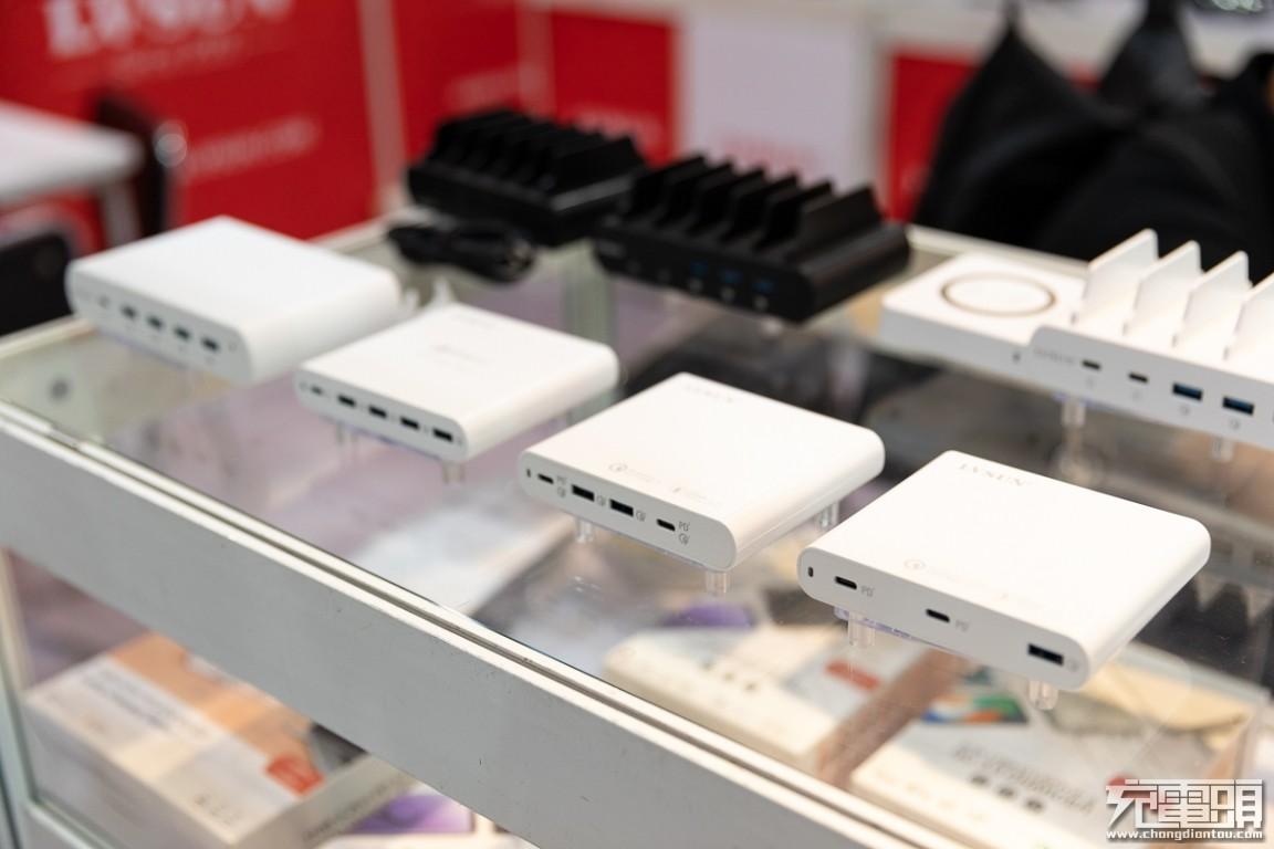 2019春季环球资源移动电子展:PD快充大爆发,25家品牌推出百款新品-充电头网