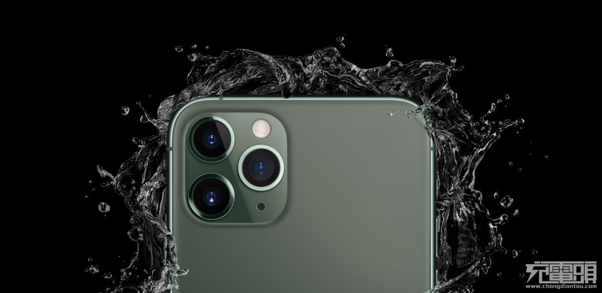 和3D Touch说再见,iPhone 11全系砍掉3D Touch-充电头网