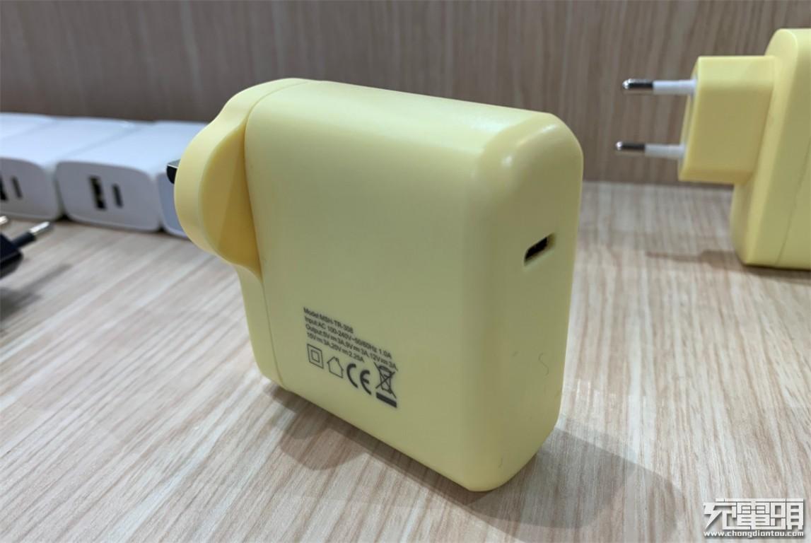 120款USB PD快充新品亮相2019年秋季环球资源移动电子展-充电头网