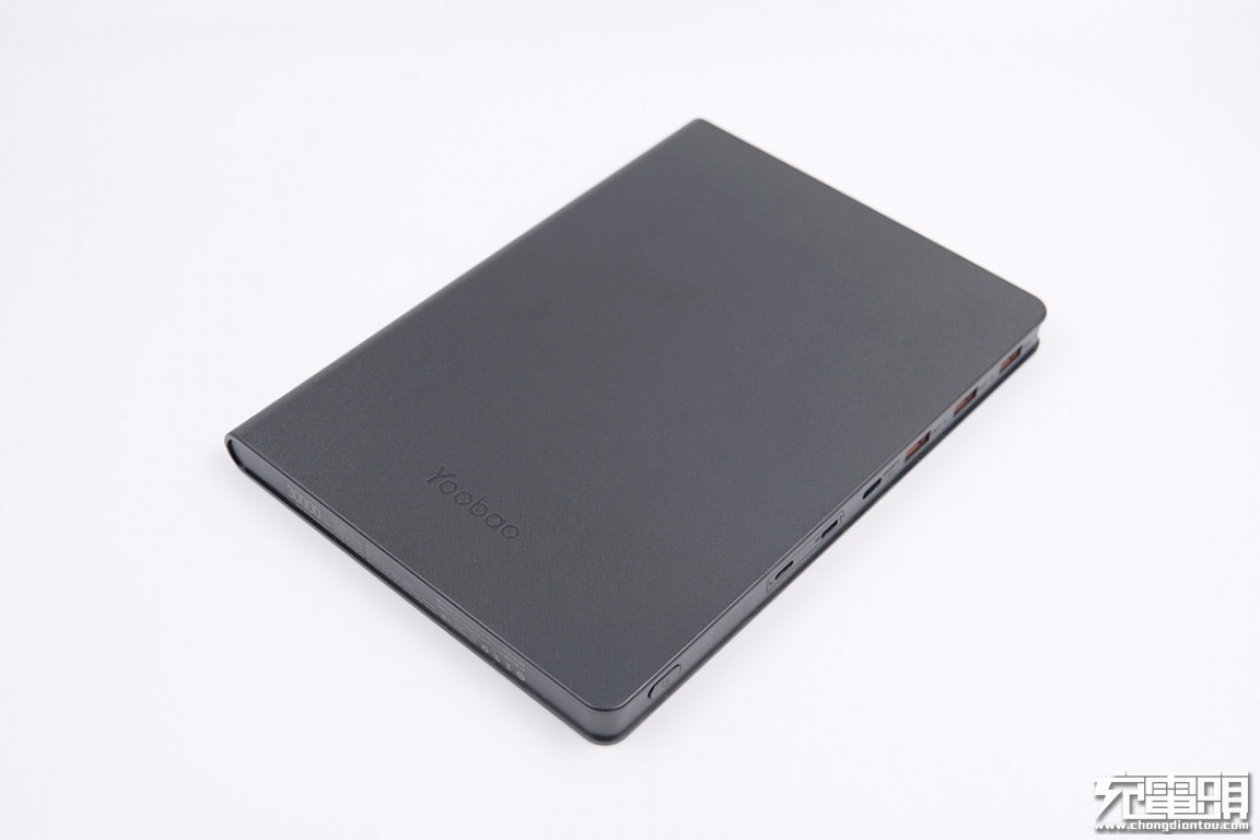 拆解报告:Yoobao羽博30000mAh 65W PD快充移动电源PD65W-充电头网