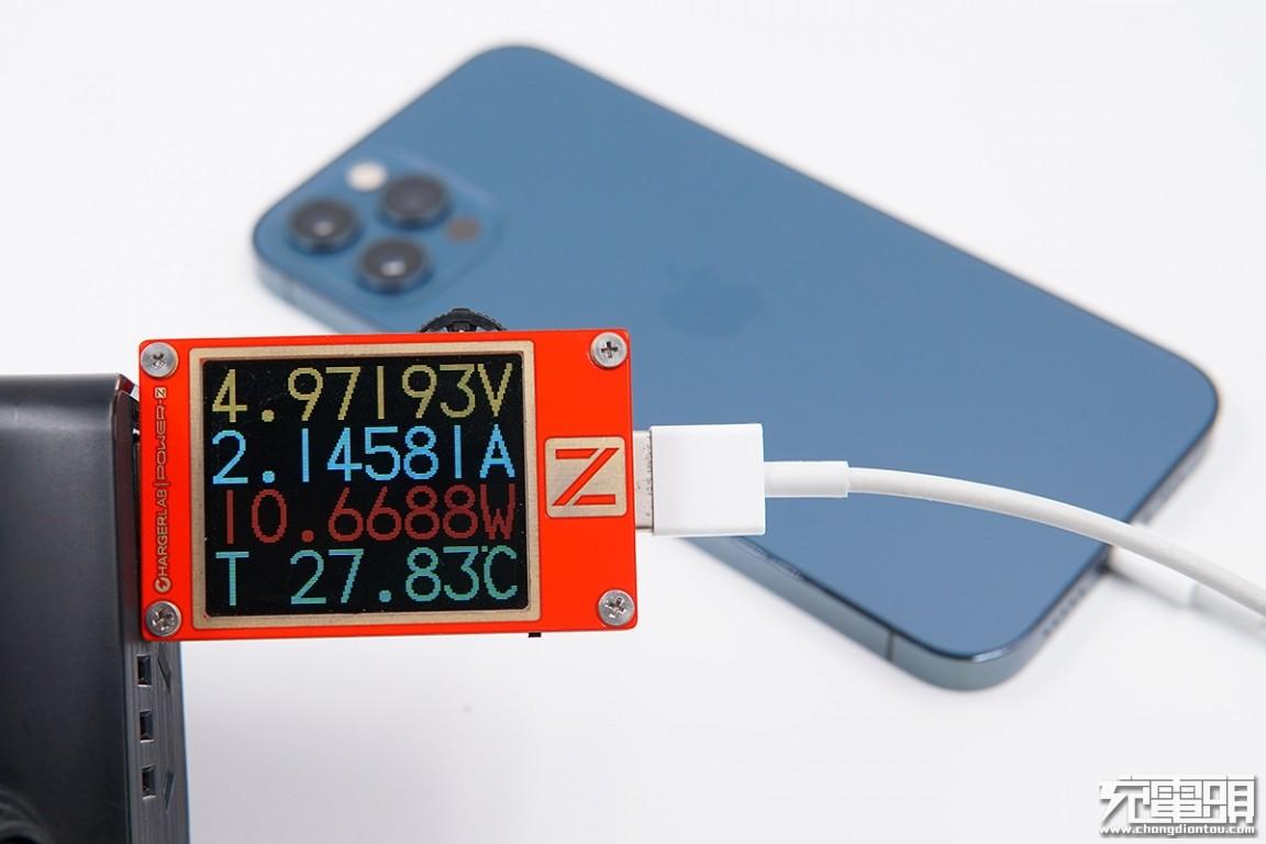 氮化镓放进插座效果如何?飞利浦 2C1A 65W插座深度评测-充电头网