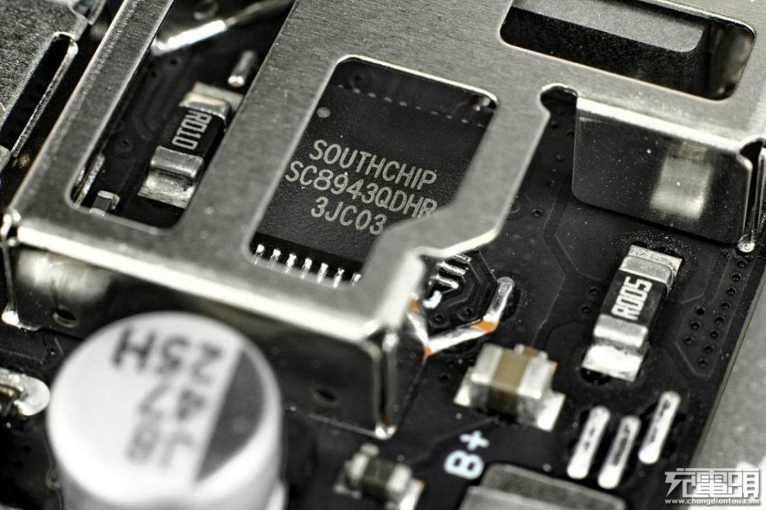 Intel、OPPO、红杉资本等投资南芯半导体-充电头网